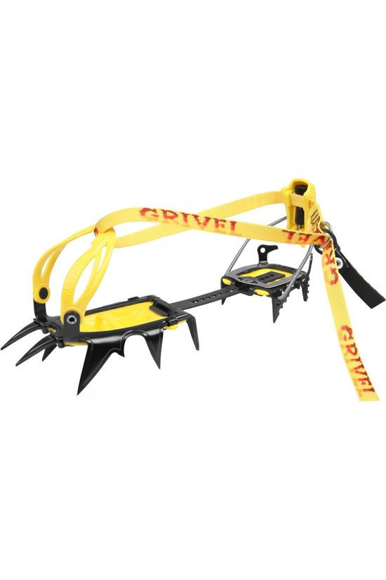 Grivel G12 Newmatic Crampon No Colour