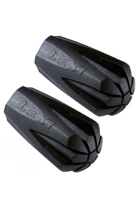 Leki Rubber Pole Tip (Pair) none