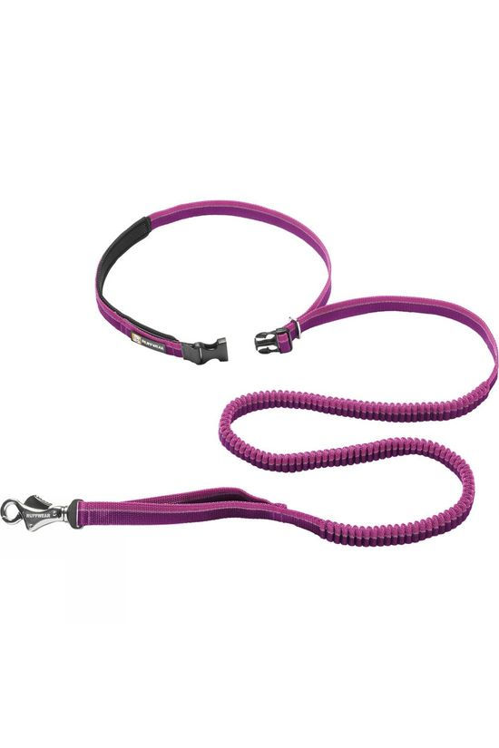 Ruff Wear Roamer Dog Leash Purple Dusk