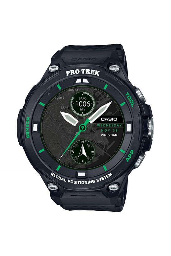 Casio Pro Trek Smart Watch WSD-F20X Black