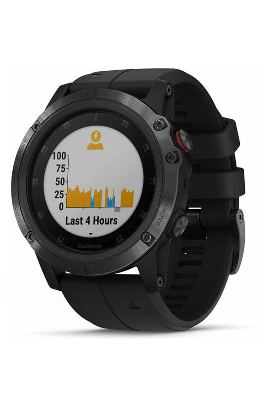 Garmin Fenix 5X Plus Sapphire Multisport GPS Watch Black/Black
