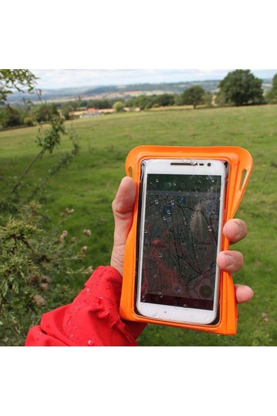 Aquapac Aquapa TrailProof Phone Case Orange