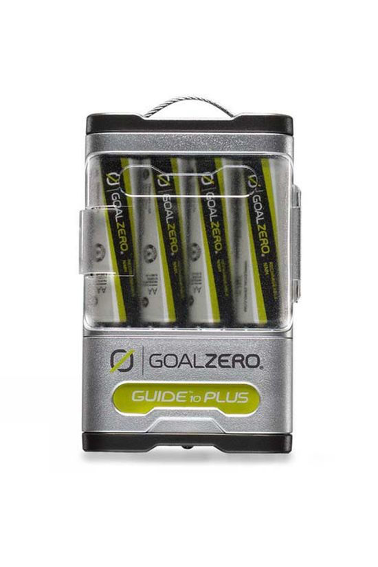 Goal Zero Guide 10 Plus Solar Recharge Kit No Colour