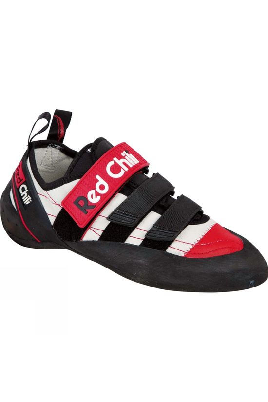 Red Chili Spirit VCR Climbing Shoe White/Red