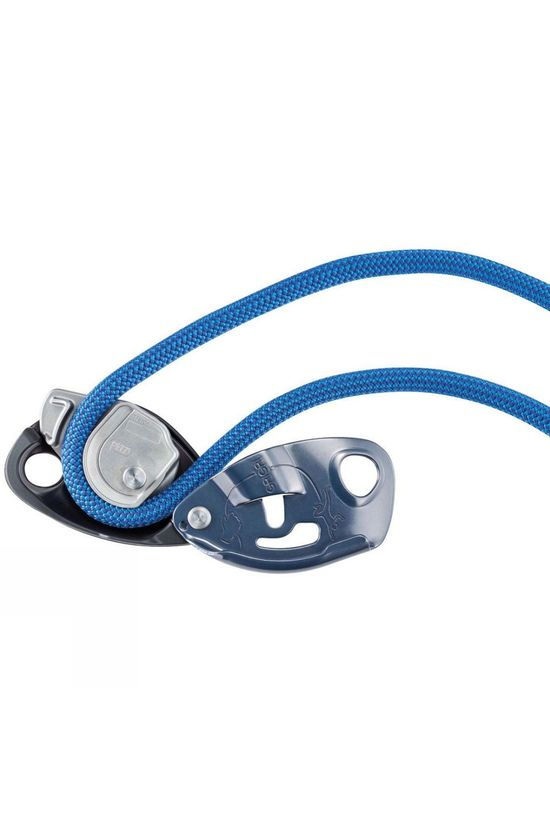 Petzl GriGri Belay Device Grey