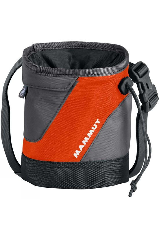 Mammut Ophir Chalk Bag Dark Orange/Titanium