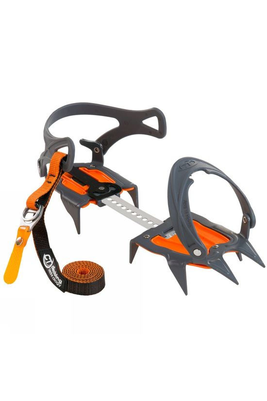 Climbing Technology Nevis Flex Crampon No Colour