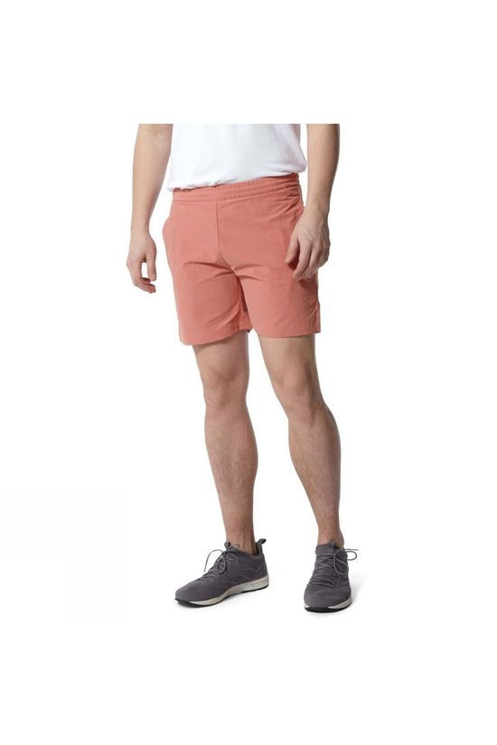 Craghoppers Mens Cariati Swimshort Red Ochre