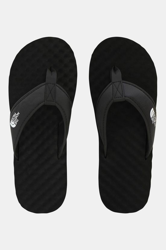 The North Face Mens Base Camp Flip Flop TNF Black/TNF White