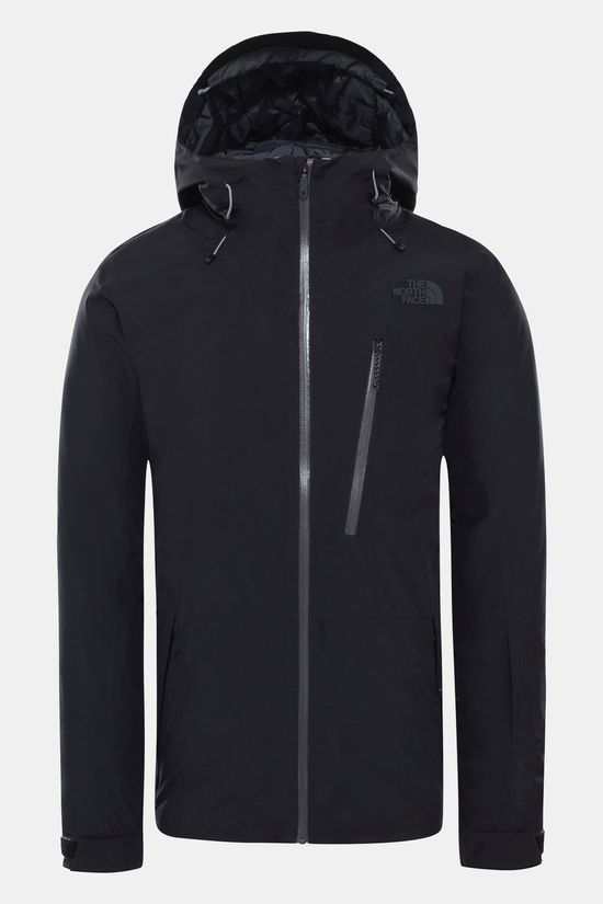 The North Face Mens Descendit Jacket TNF Black