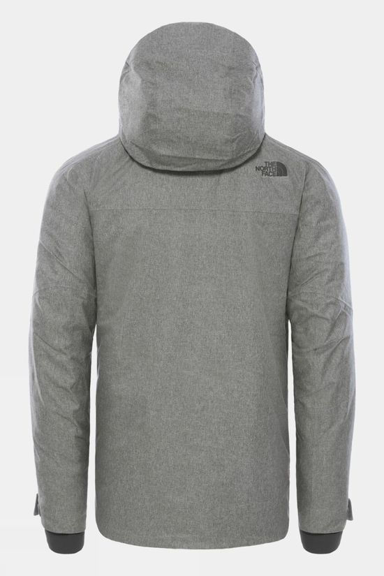 The North Face Mens Chakal Jacket TNF Medium Grey Heather