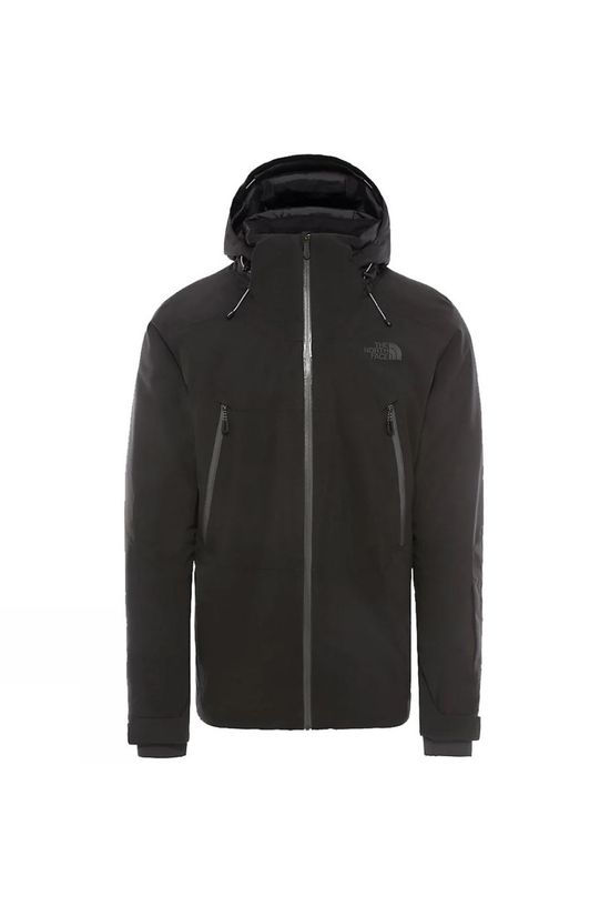 The North Face Mens Apex Flex Snow Jacket TNF Black/TNF Black