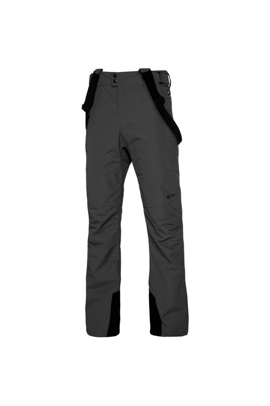 Protest Mens Oweny Snowpants True Black
