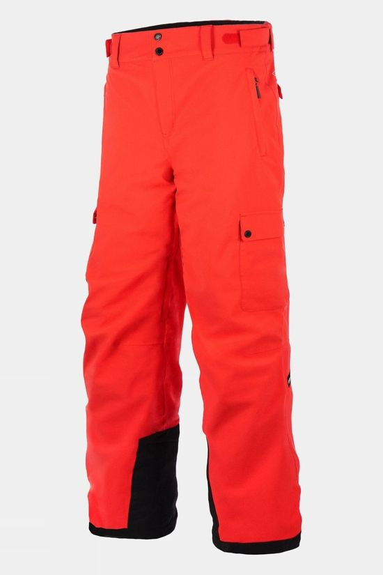 Planks Mens Good Times Insulated Pant Hot Red