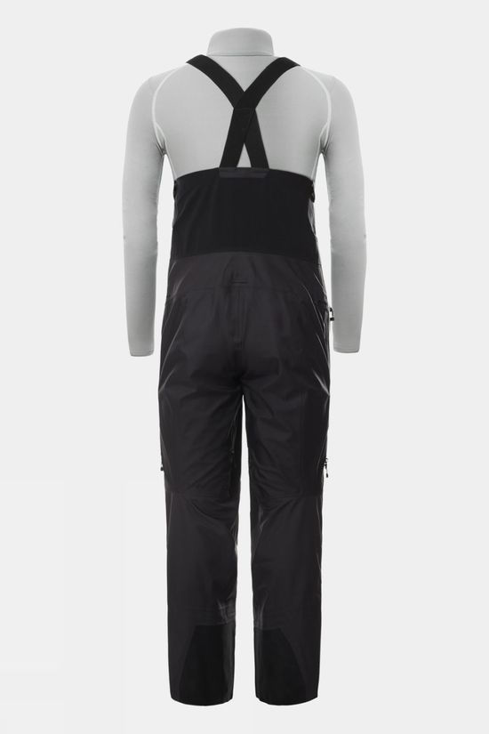 The North Face Mens Brigandine Futurelight Bib Trousers TNF Black