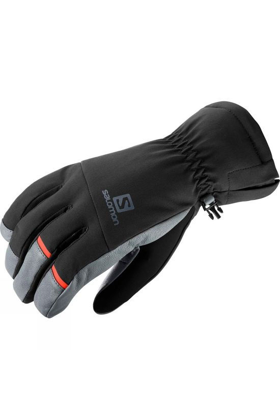 Salomon Propeller Glove Black/Grey