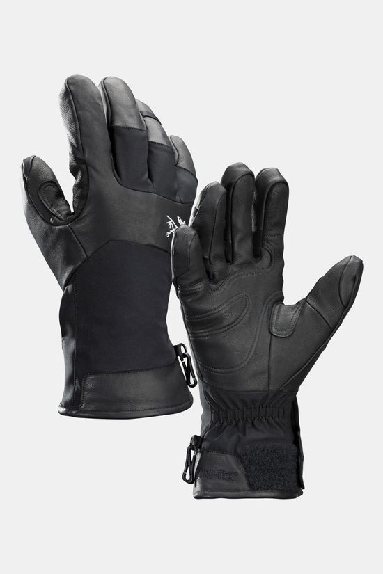 Arc'teryx Mens Sabre Gloves Black