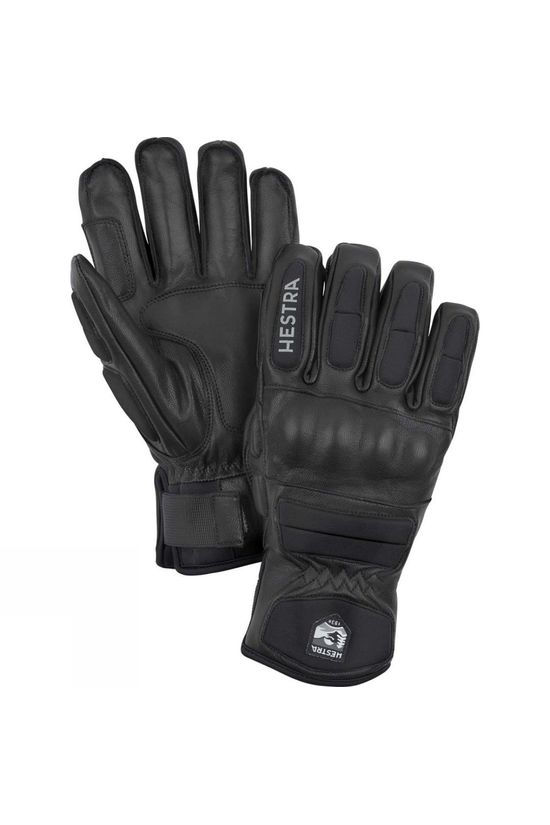 Hestra Men's Impact Racing Sr Glove Black