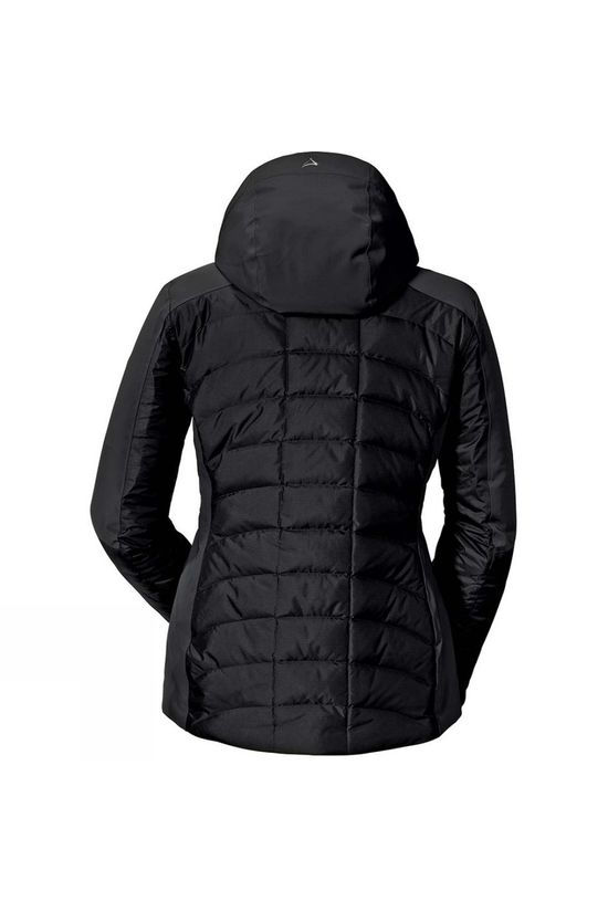 Schoffel Womens Down Jacket Maribor3 Black