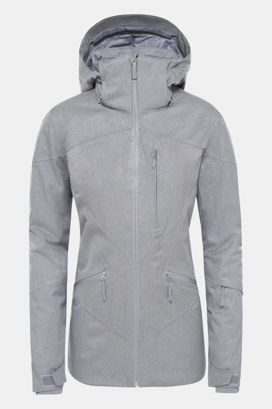 The North Face Womens Lenado Jacket Mid Grey Heather