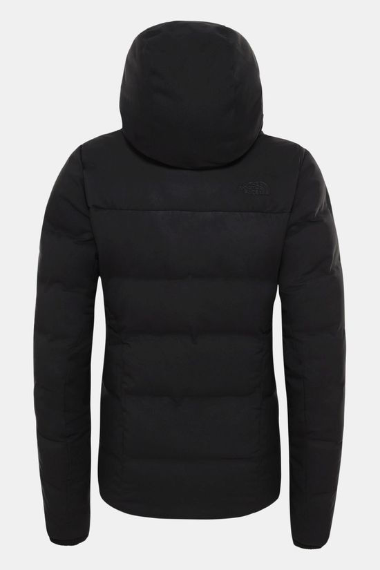 The North Face Womens Cirque Down Jacket TNF Black