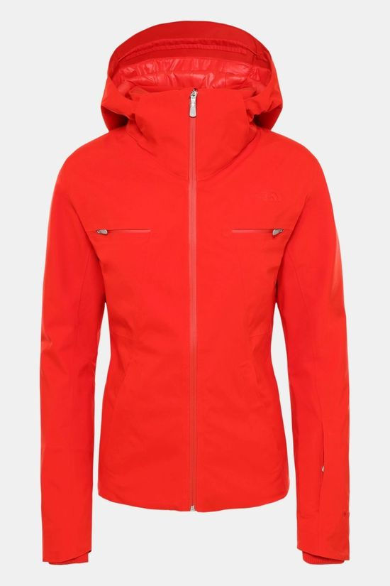 The North Face Womens Anonym Jacket Fiery Red
