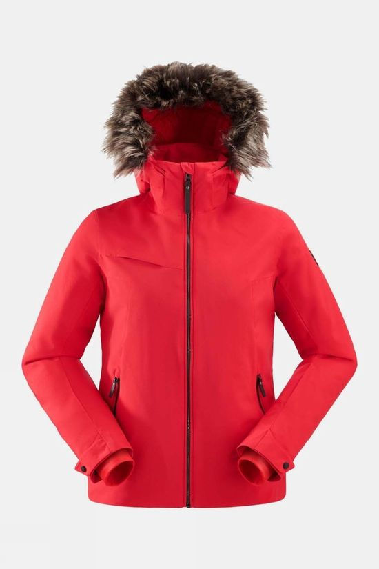 Eider Womens The Rocks Jacket 3.0 Red