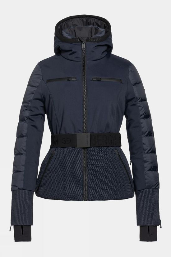 Goldbergh Womens Stylish Jacket Dark Navy
