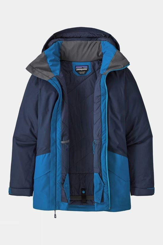 Patagonia Women's Insulated Snowbelle Jacket Alpine Blue