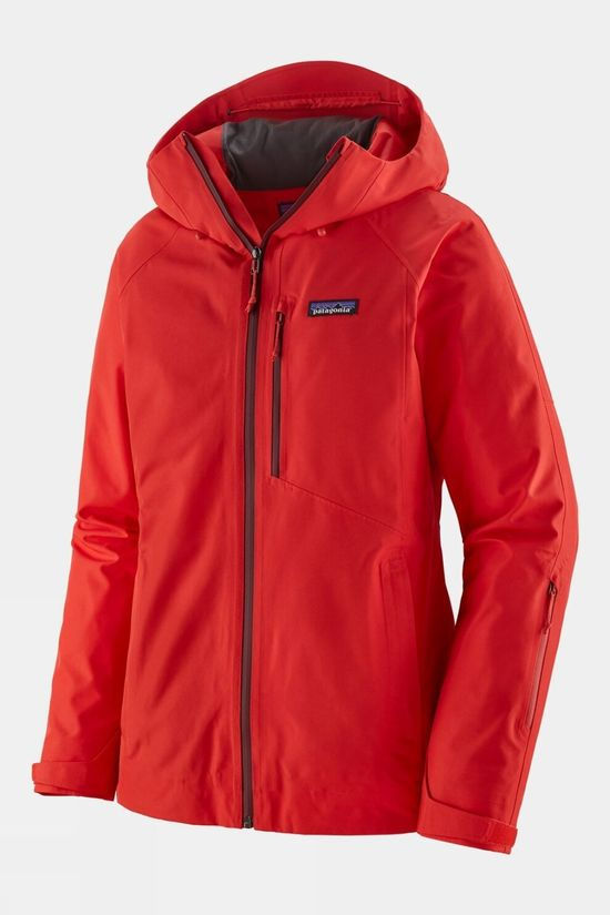 Patagonia Women's Powder Bowl Jacket Catalan Coral