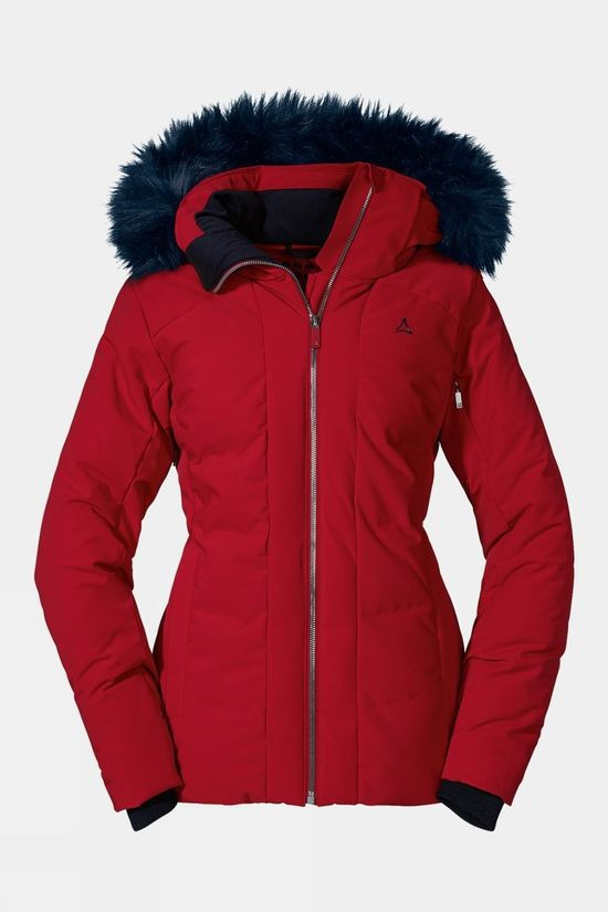 Schoffel Women's Maribor Down Jacket Toreador