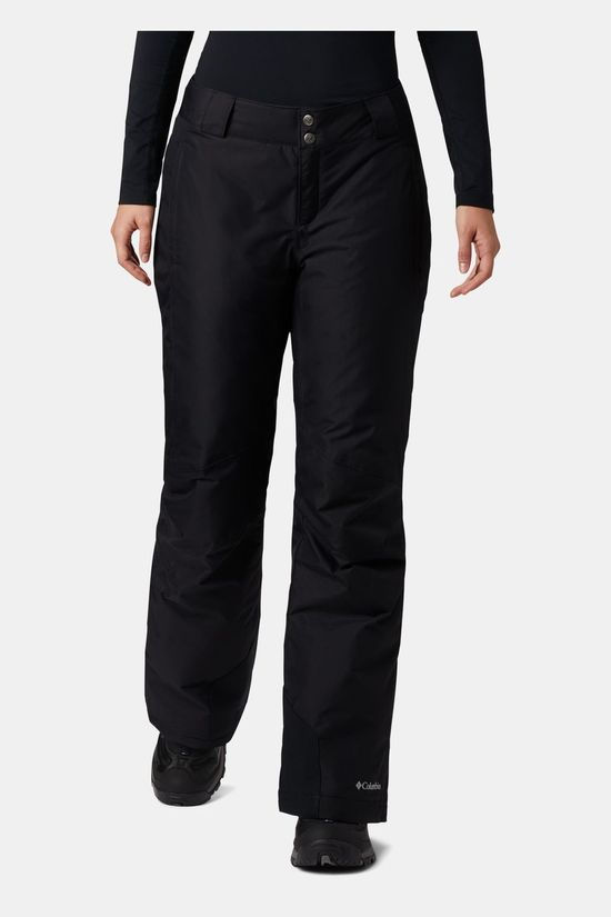 Columbia Womens Bugaboo Pants Black