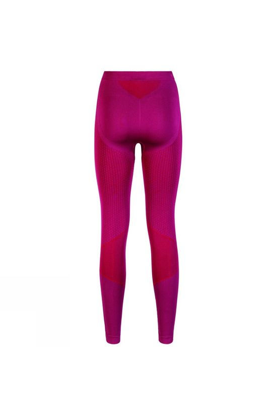 Odlo Womens Evolution Warm Long Pant Sangria - Zinfandel