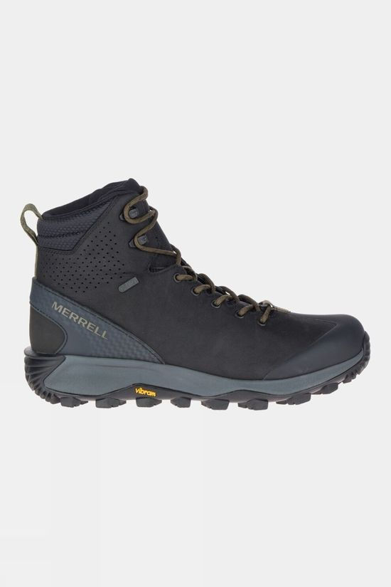 Merrell Merrel Thermo Glacier Mid Wp  Black