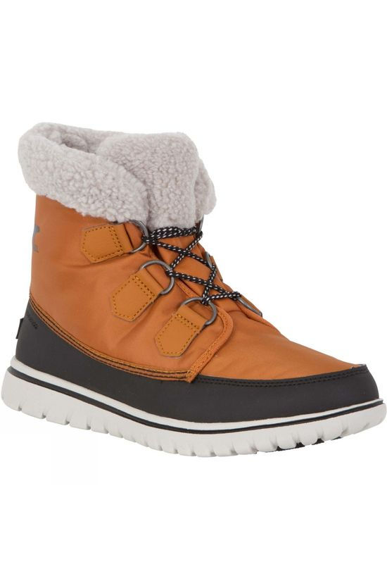 Sorel Womens Cozy Carnival Boot Caramel / Black