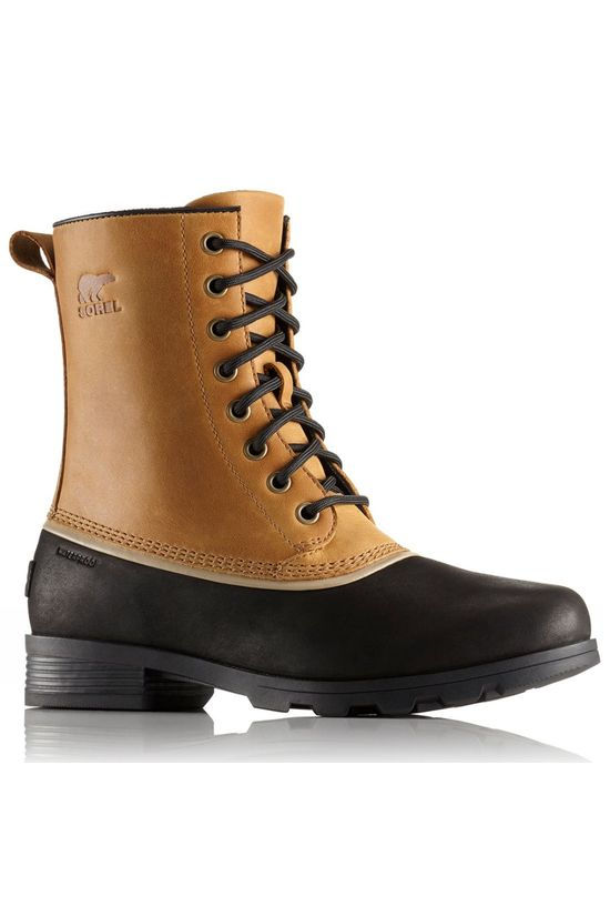 Sorel Womens Emelie 1964 Boot Elk / Black