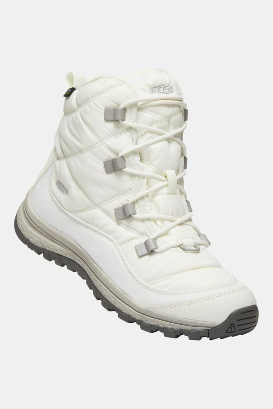 Keen Womens Terradore Ankle Waterproof Boot Star White/Star White