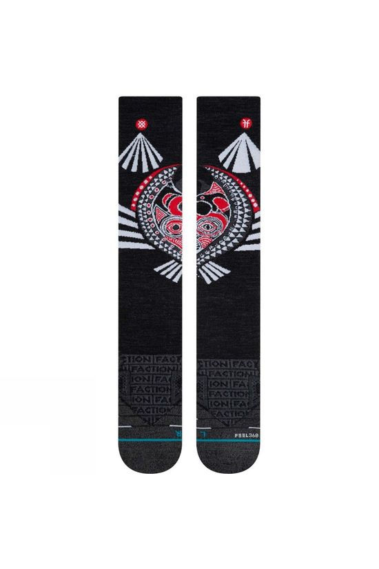 Stance Mens Ski Ultralight Merino Wool Socks FACTION SPIRIT