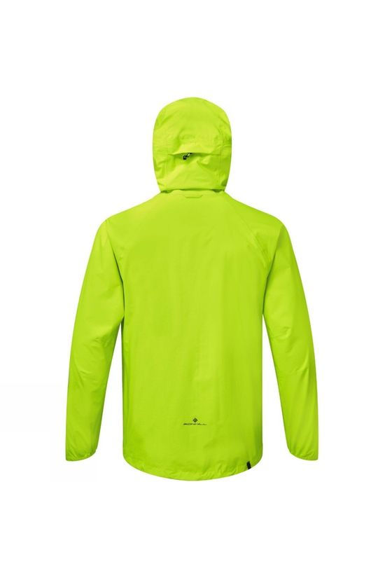 Ronhill Men's Tech Fortify Jacket Fluo Yellow