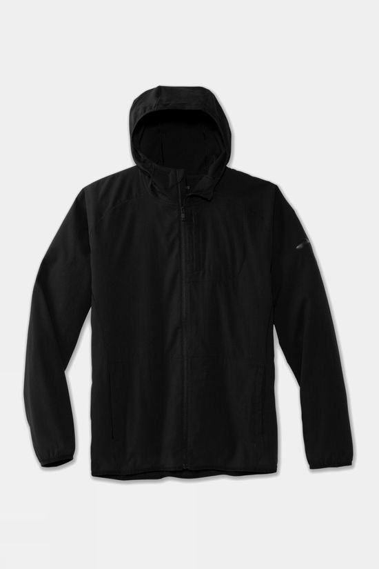 Brooks Men's Canopy Jacket Black