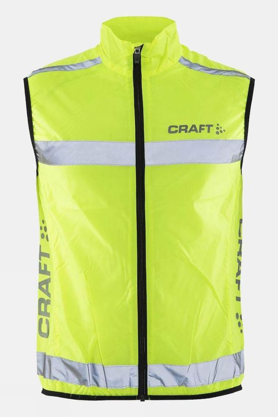 Craft Men's Visibility Vest Neon
