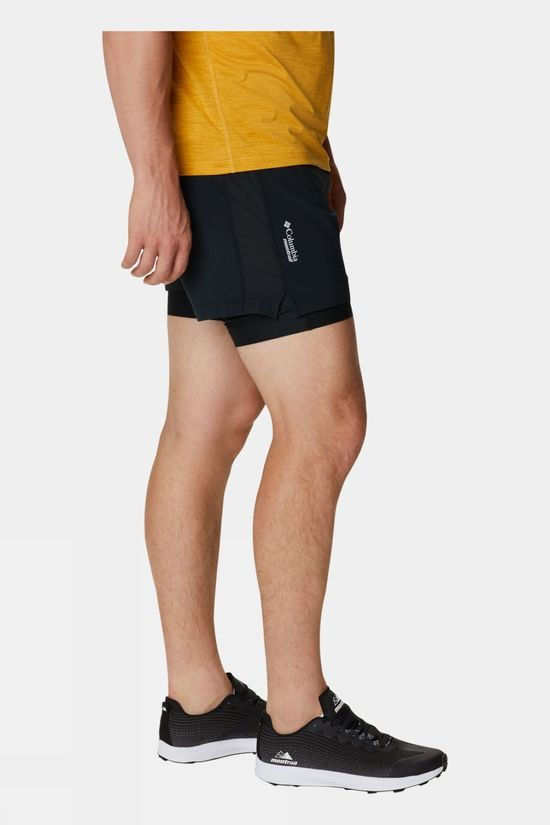 Columbia Mens Titan Ultra II Short Black