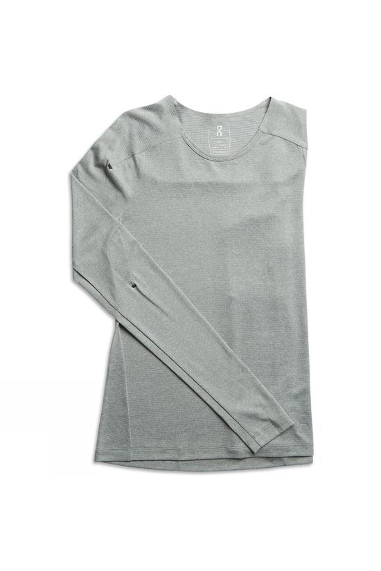 On Womens Long-T Grey