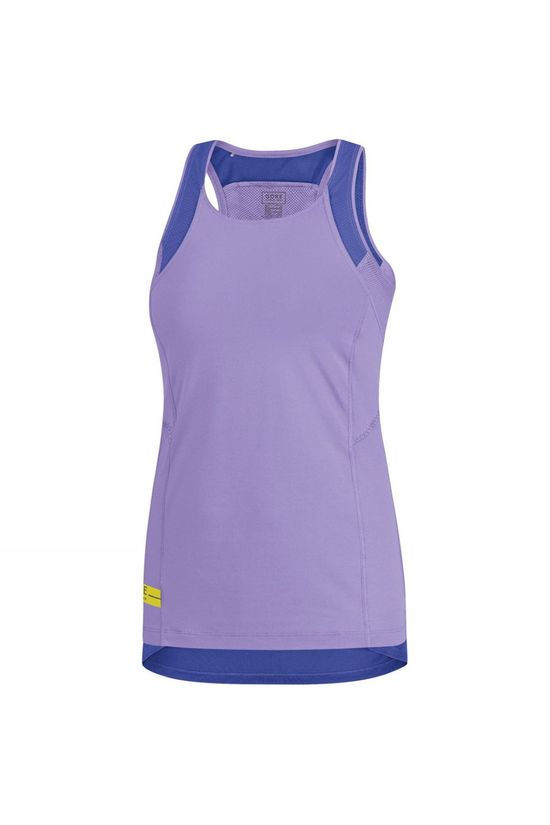 Gore Running Wear Womens Air Lady Tank Top Lilac