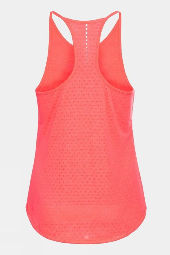 Odlo Womens Run Easy Linencool Tank Siesta Melange