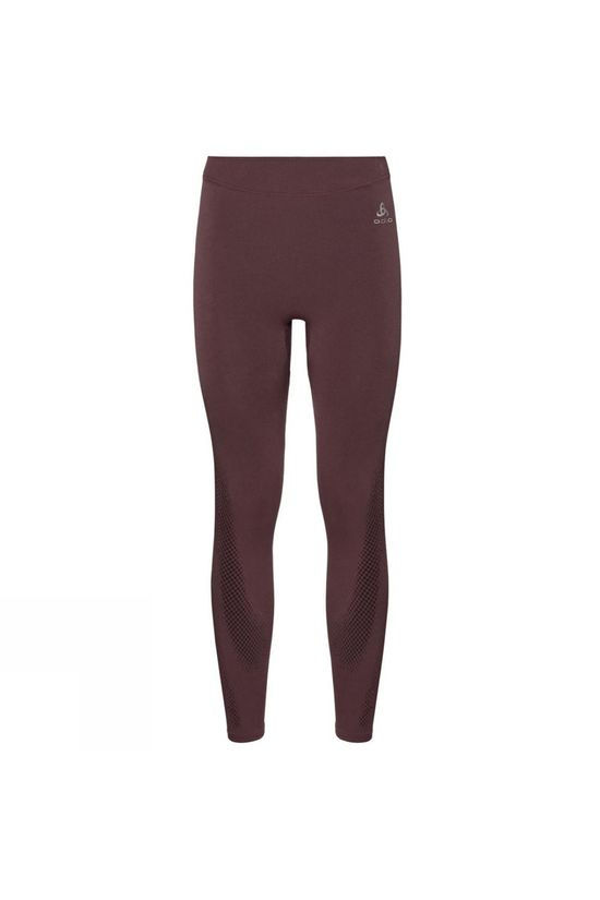 Odlo Womens Zaha Tights Decadent Chocolate