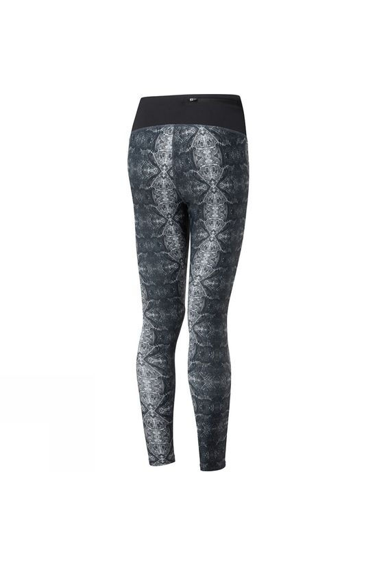 Ronhill Womens Momentum Crop Tight Mono Tribal