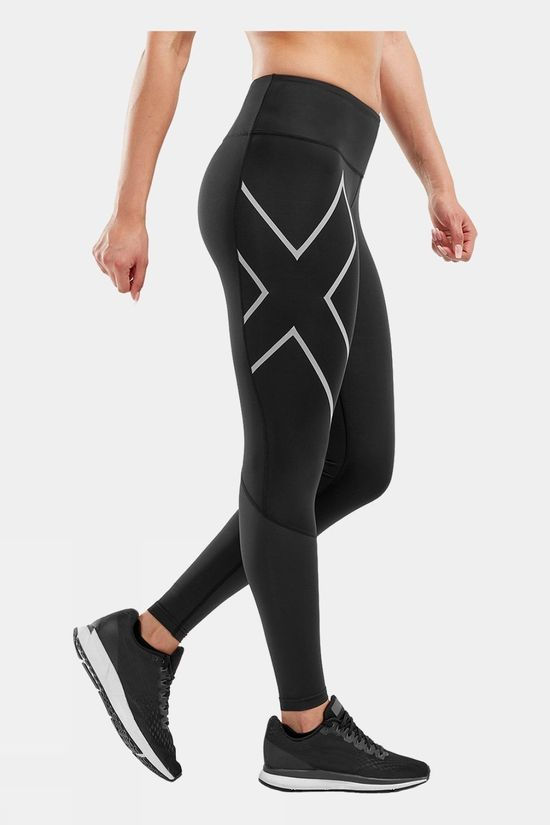 2XU Women's Run Dash Compression Tights Black