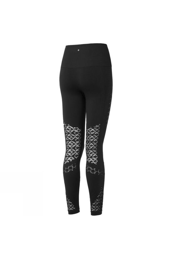 Ronhill Womens Life Seamless Tight All Black