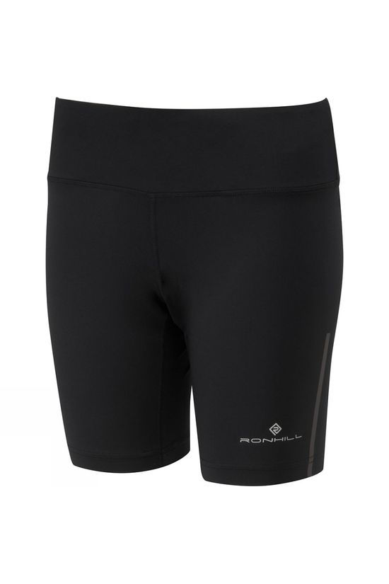 Ronhill Womens Stride Stretch Short All Black